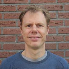 Gebruikersprofiel Maarten