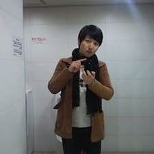 Henkilön SeongYeon käyttäjäprofiili