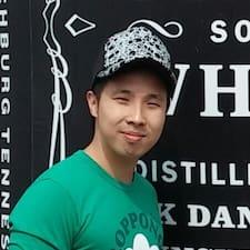 Perfil do utilizador de Jianyong