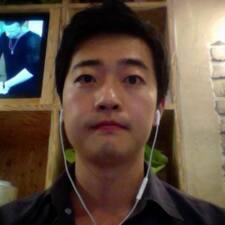 Perfil de usuario de Kwangeun
