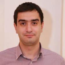 Gevorg User Profile