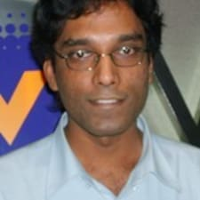 Perfil do utilizador de Anurag