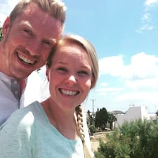 Профиль пользователя Christina&Jørgen