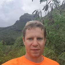 Profil utilisateur de Yevgeny