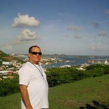 Sebastião ist der Gastgeber.