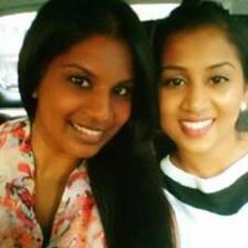 Priyesha User Profile