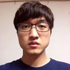 KwangHo, İstifadəçi Profili