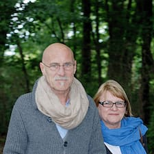 Luciano E Daniela es el anfitrión.