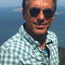 Profilo utente di Pedra Dos Santos