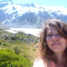 Aude - Uživatelský profil