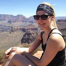 Trish felhasználói profilja