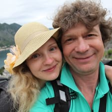 Profil utilisateur de Anna & Oleg