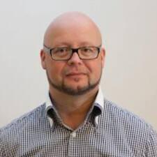 Bjørn Harald — хозяин.