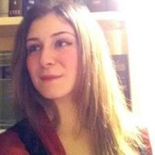 Anna Sofia felhasználói profilja