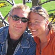 Martin & Katja ist der Gastgeber.