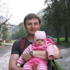 Perfil do utilizador de Jaroslaw