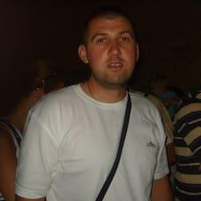 Profil utilisateur de Istvan