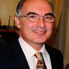 Profil utilisateur de Gustavo Alberto