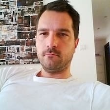 Profil utilisateur de Uros