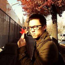 โพรไฟล์ผู้ใช้ Chia-Wei