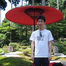Kazuteru User Profile