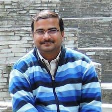 Gebruikersprofiel Tushar