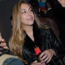 Fernanda is the host.