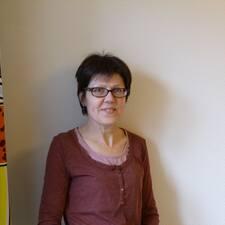 Profil Pengguna Marie-Claude