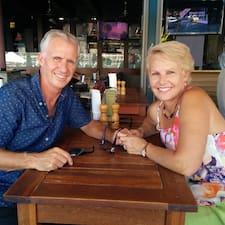 Janette & Darryl User Profile