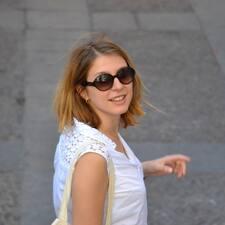 Profil utilisateur de Anastassia