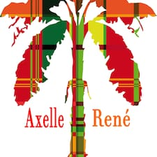 Gebruikersprofiel Axelle