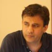 โพรไฟล์ผู้ใช้ Rajiv
