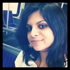Anushri - Uživatelský profil