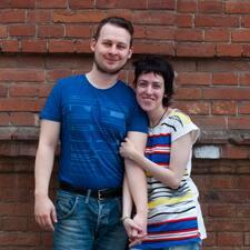 Ivan & Olya felhasználói profilja
