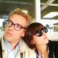 Profil utilisateur de Claudio And Alexandra