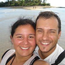 Profilo utente di Fredericka & Sebastien