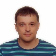Profil utilisateur de Siarhei