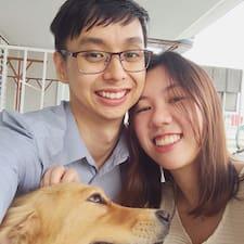 Profil Pengguna Ying Jie