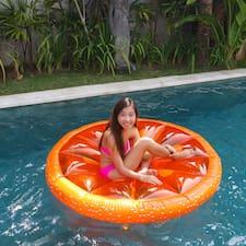 Laura Allison Yu Ping User Profile
