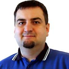 Lubor - Uživatelský profil