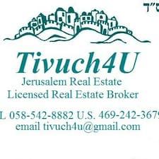 Tivuch4U User Profile