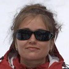 Iryna felhasználói profilja