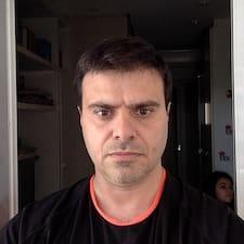 Профиль пользователя Mauricio