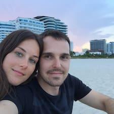 Sarah & Yann User Profile