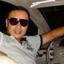 Aibek User Profile