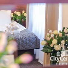 City Center Rooms Kullanıcı Profili