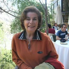 Teresa es el anfitrión.