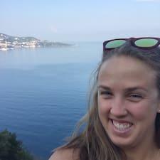 Marissa felhasználói profilja