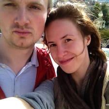 Perfil de usuario de Kirill & Sasha