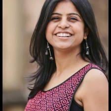 Sareena felhasználói profilja